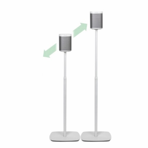 Flexson Play:1 Floor Stand Adjustable Pair