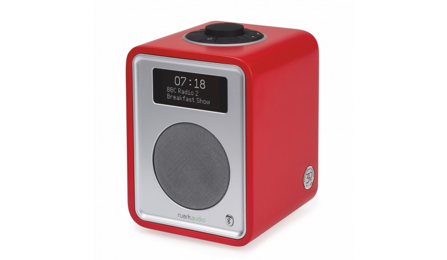 Ruark Audio R1 MK3 Red Limited Edition