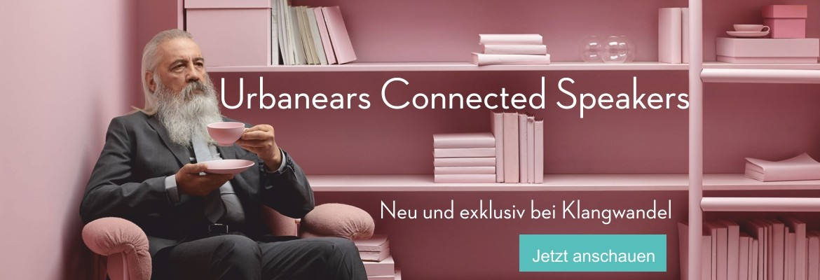 Urbanears Connected Speakers bei Klangwandel in Zürich